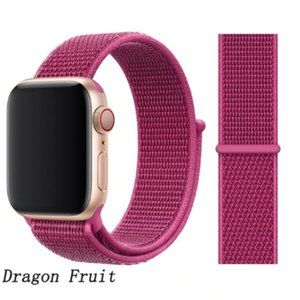 NEW Dragon Fruit Strap Loop For Apple Watch